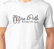 giro d perth nero for blanco Unisex T-Shirt