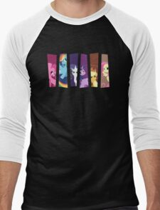 My Little Pony: Choose Your Hero 2 Men's Baseball ¾ T-Shirt