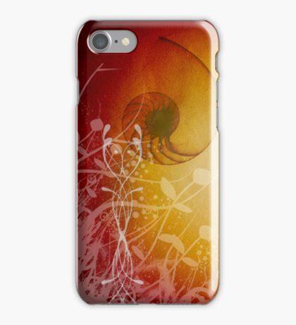 Nautilus Mystery iPhone Case/Skin