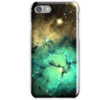 Glowing Nebula iPhone & iPod Case iPhone Case/Skin