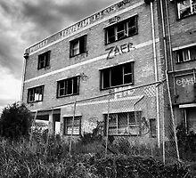 Abandoned Abattoir by Robyn Meyer