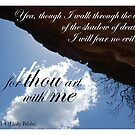 Thou art with me by Catherine Davis
