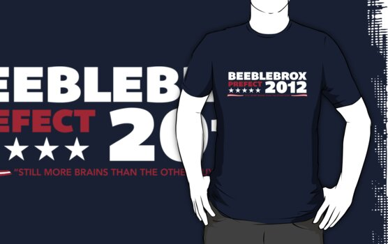 Beeblebrox-Prefect 2012 by M. Dean Jones