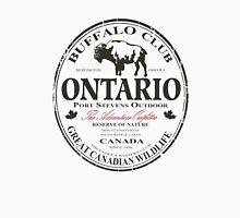 Ontario Buffalo Unisex T-Shirt