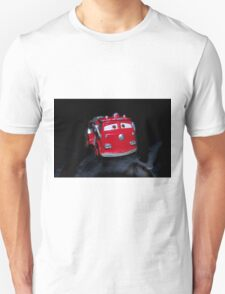 Red the fire truck Unisex T-Shirt