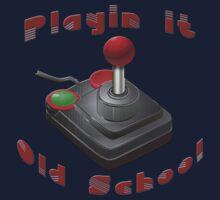 Playin' It Old School One Piece - Long Sleeve