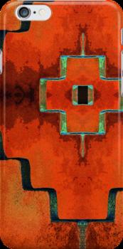 Desert Heat ~ iPod/iPhone Case by Vicki Pelham