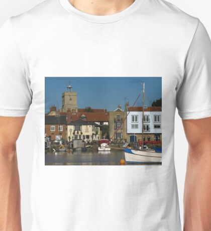 Rose And Crown Inn, Wivenhoe Unisex T-Shirt