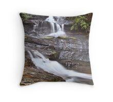 Leura Cascades Throw Pillow