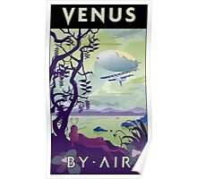 Venus By Air Travel Poster Poster