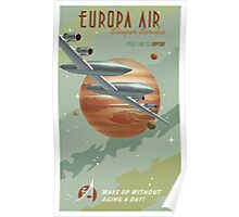 Jupiter Travel Poster Poster