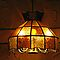 Tiffany Glass, Stained Glass and Glass Paned Lamps