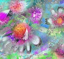 Floral Fantasy by Nadya Johnson