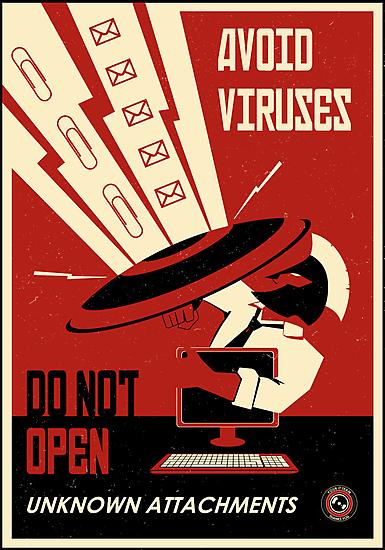 Avoid Downloads by stevethomasart
