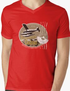 Canadian seaplane Mens V-Neck T-Shirt