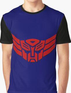 Transformers Autobot Logo Graphic T-Shirt