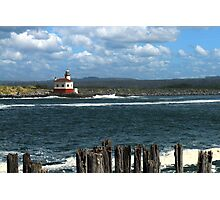 Coquille River Lighthouse Photographic Print