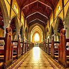 The Tiles of St Patricks by John Sharp