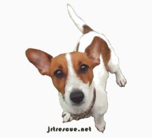 Roxy Jack Russell Rescue Tee Shirt Kids Tee