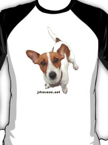 Roxy Jack Russell Rescue Tee Shirt T-Shirt