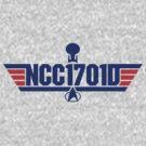 Top NCC1701D (BR) by justinglen75