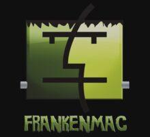Frakenmac by coldairballoon