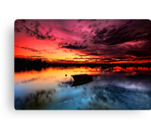 Floating Dream Canvas Print