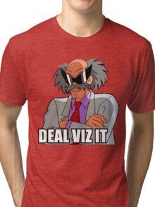 Deal Viz It Tri-blend T-Shirt
