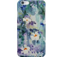 Waterlilies II iPhone Case/Skin