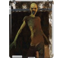 Zombie - Undead Horror iPad Case/Skin