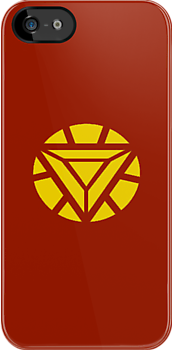 Avengers Symbol Series: Iron Man by meepygal