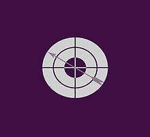 Hawkeye logo marvel - photo#7