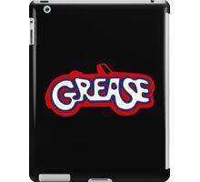 Grease Logo iPad Case/Skin