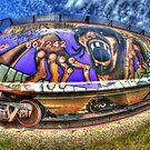 Graffiti Genius 3 by Bob Christopher