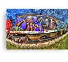 Graffiti Genius 3 Canvas Print