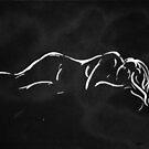 Nude by Sue Hodge