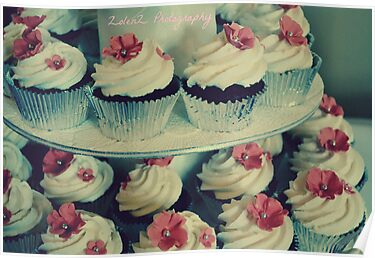 Sweety Cupcakes by Zoe Harris