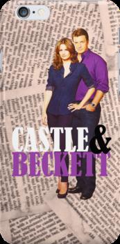 Castle&Beckett by kirsten-leigh