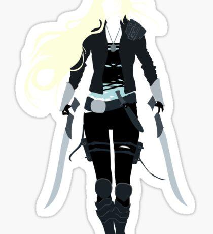 Celaena Sardothien | Throne of Glass Sticker