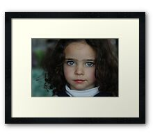No Title Needed! Framed Print