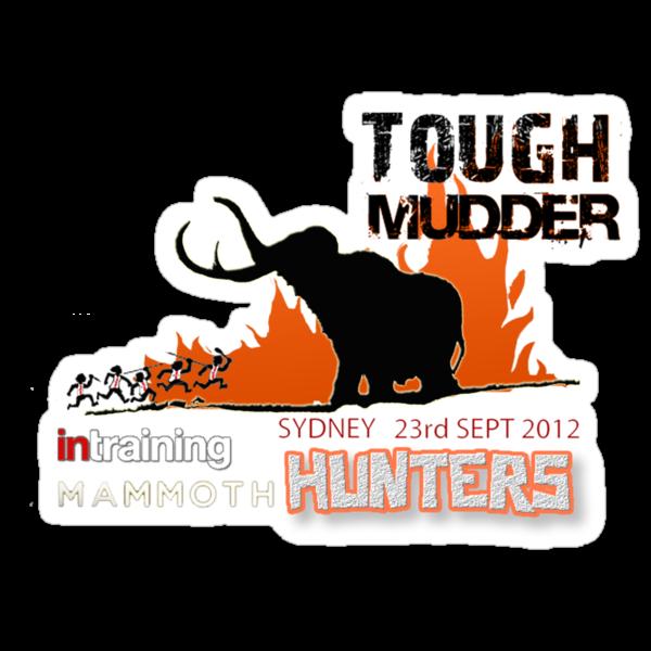 TOUGH MUDDER T-SHIRT 2012 SYDNEY by jase72