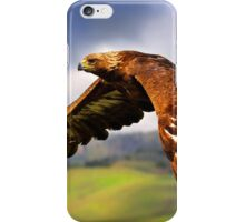 The King of the Mountains iPhone Case/Skin