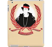 Moss - Mother Flippin Gangstar iPad Case/Skin