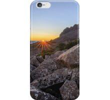 Ben Lomond Sunrise iPhone Case/Skin