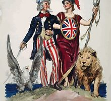 Side by side Britannia! Britains Day Dec 7th 1918 003 by wetdryvac