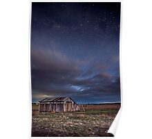 Shed & Stars Poster
