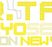 SNSD - Mr. Taxi Locations Sticker