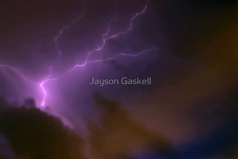Light show by Jayson Gaskell