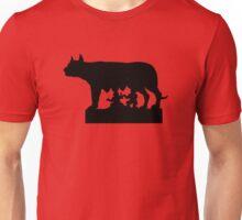 Spqr roma Romulus Remus Unisex T-Shirt