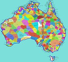 Aboriginal Tribes of Australia... by LESLEY B